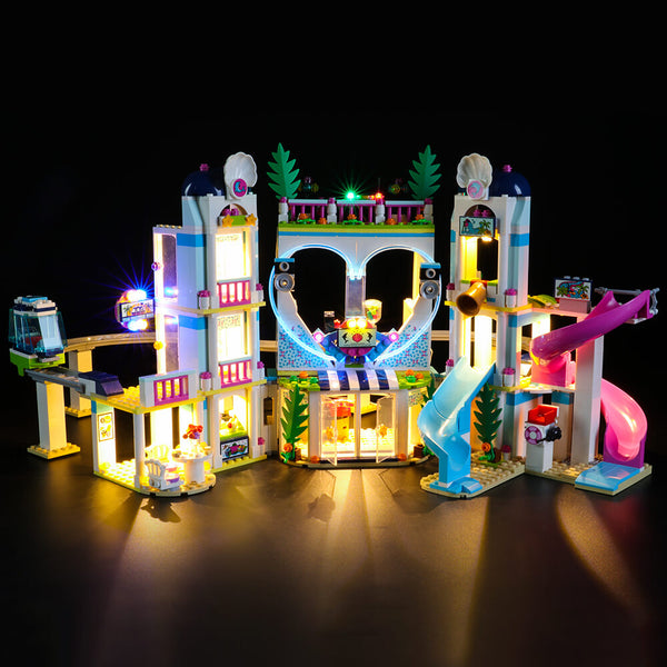 Lego Light Kit For Heartlake City Resort 41347  Lightailing