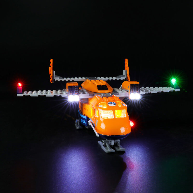 Lego Light Kit For Arctic Supply Plane 60196  Lightailing