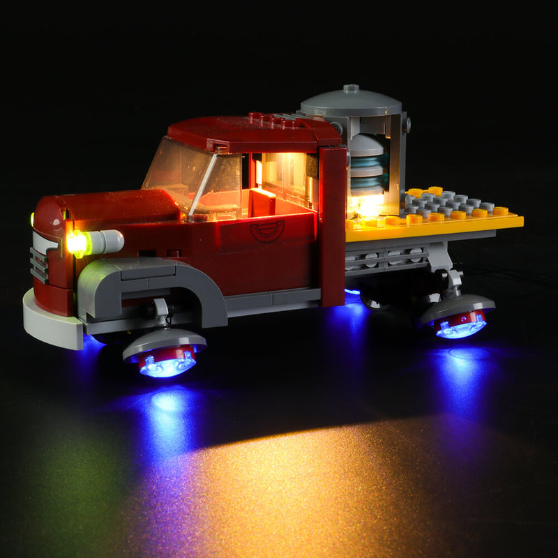 Lego Light Kit For Dorado Showdown 75972  Lightailing