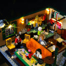 Lego Light Kit For Friends Central Perk 21319  Lightailing