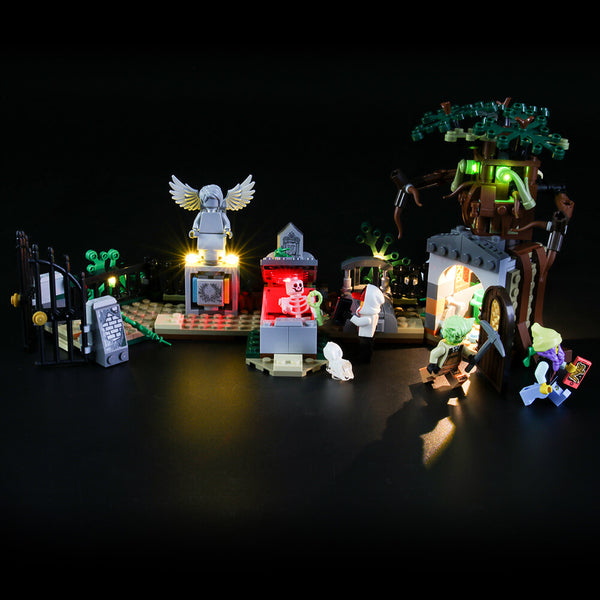 Lego Light Kit For Graveyard Mystery 70420  Lightailing