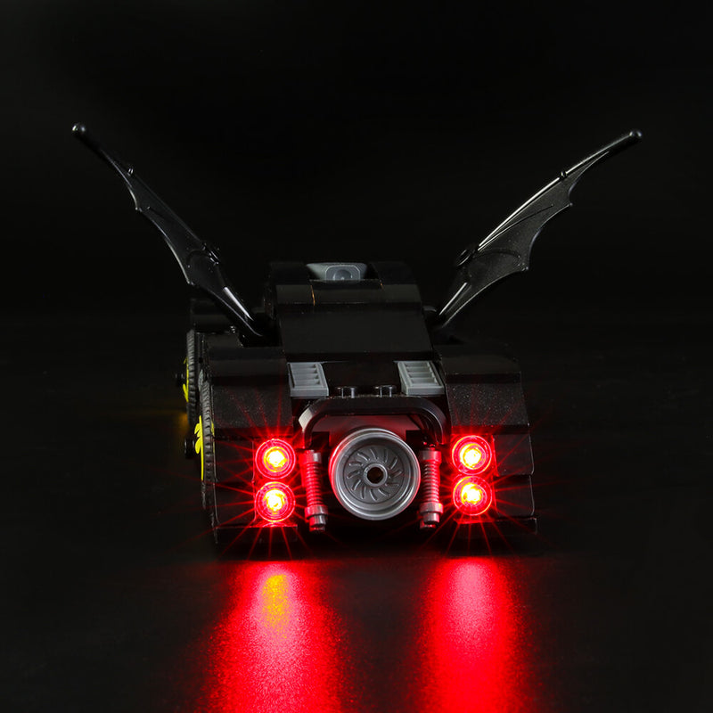 Lego Light Kit For Pursuit of The Joker 76119  Lightailing