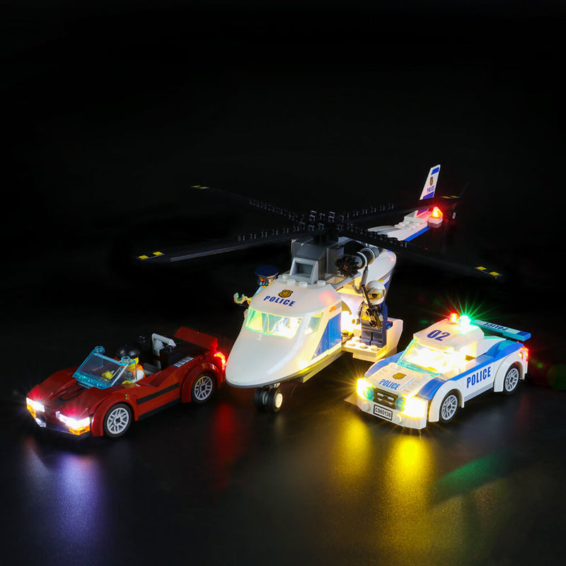 Lego Light Kit For High-Speed Chase 60138  Lightailing