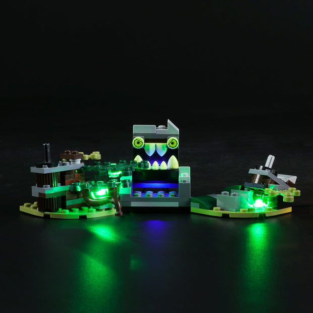 Light Kit For Wrecked Shrimp Boat 70419