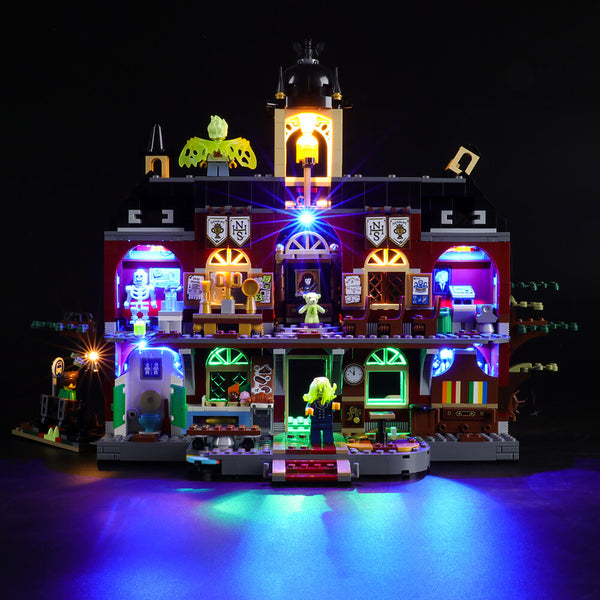 Lego Light Kit For Newbury Haunted High School 70425  Lightailing