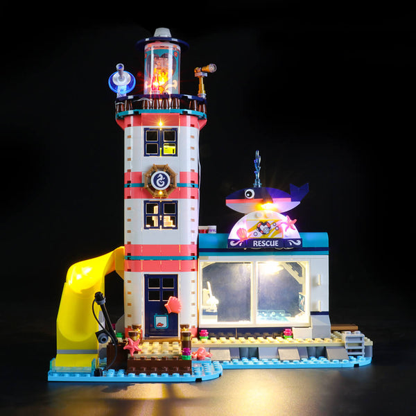 Lego Light Kit For Lighthouse Rescue Centre 41380  Lightailing