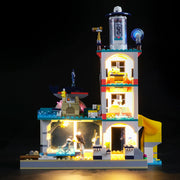Light Kit For Lighthouse Rescue Centre 41380