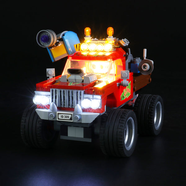 Lego Light Kit For El Fuego's Stunt Truck 70421  Lightailing