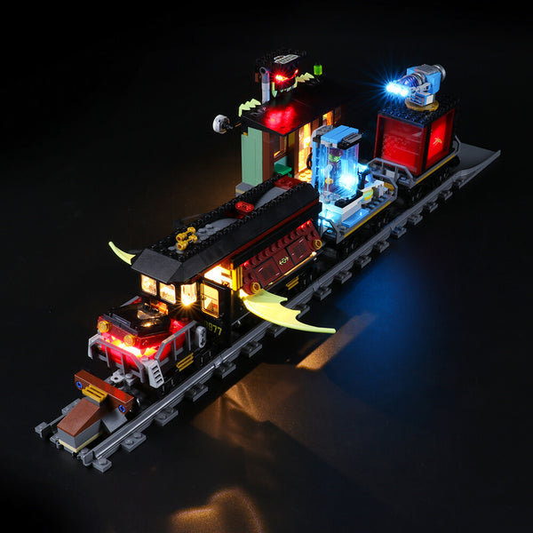 Light Kit For Ghost Train Express 70424