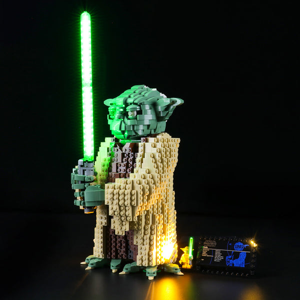 Lego Light Kit For Yoda 75255  Lightailing