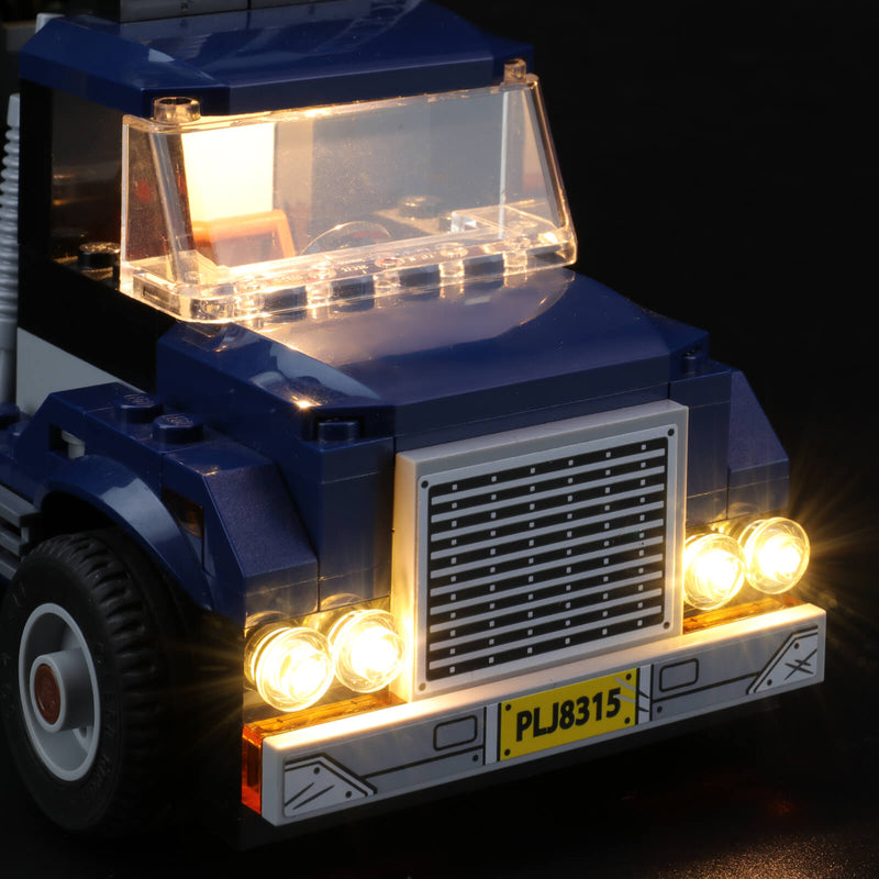 Light Kit For T. rex Transport 75933