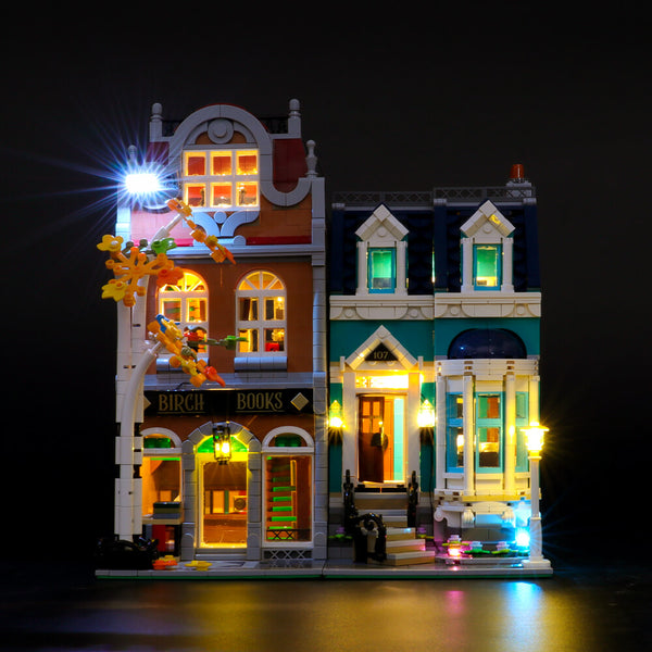 Lego Light Kit For Bookshop 10270  Lightailing