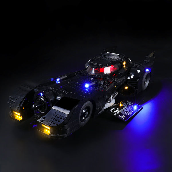 Lego Light Kit For Batmobile 76139  Lightailing