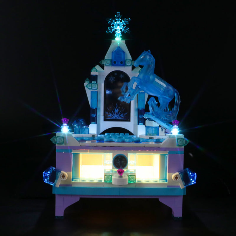Lego Light Kit For Elsa's Jewelry Box Creation 41168  Lightailing