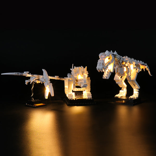Lego Light Kit For Dinosaur Fossils Limited 21320  Lightailing