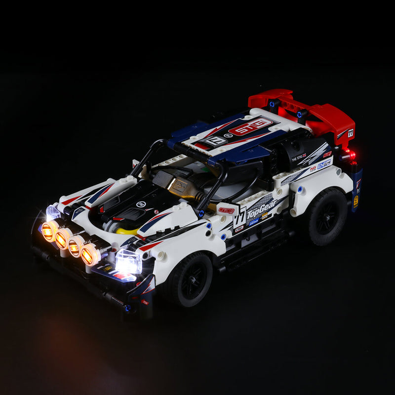 Lego Light Kit For Top Gear Rally Car 42109  Lightailing