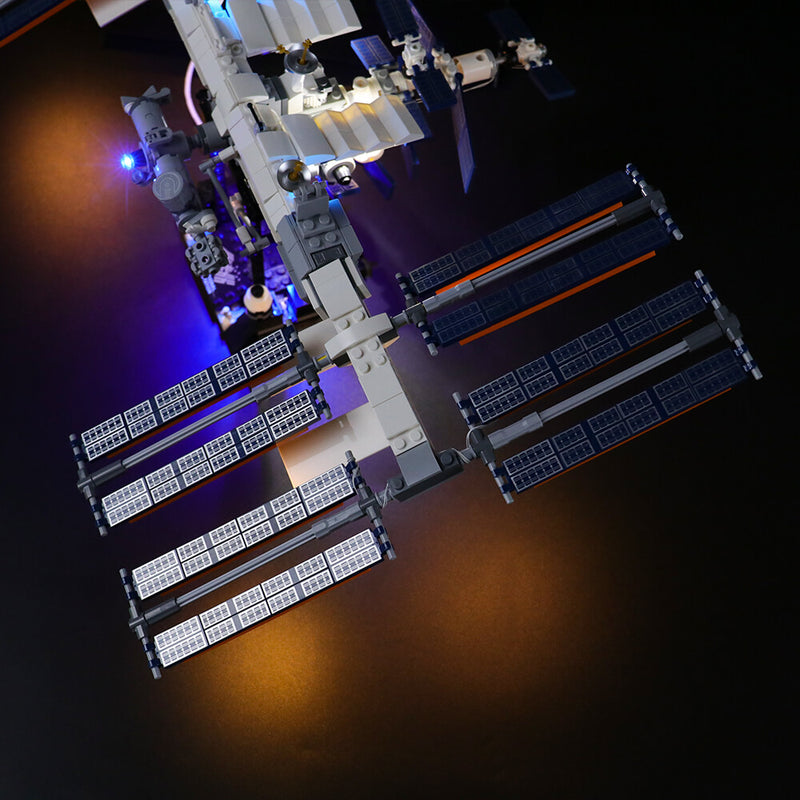 Lego Light Kit For International Space Station 21321  Lightailing