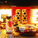 Lego Light Kit For Chinese New Year's Eve Dinner 80101  Lightailing