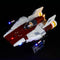 Lego Light kit For A-Wing Star Fighter 75275(PRE-Order 5th Oct Batch)  Lightailing