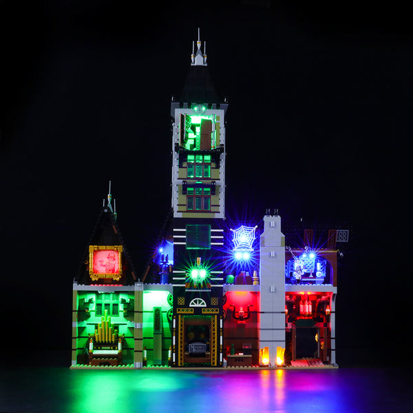 Lego Light Kit For Haunted House 10273(PRE-Order 15th Aug Fourth Batch)  Lightailing