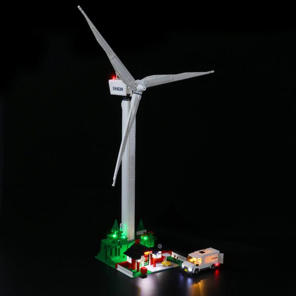 Lego Light Kit For Expert Vestas Wind Turbine 10268  Lightailing