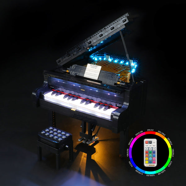 Lego Light Kit For Grand Piano 21323  Lightailing