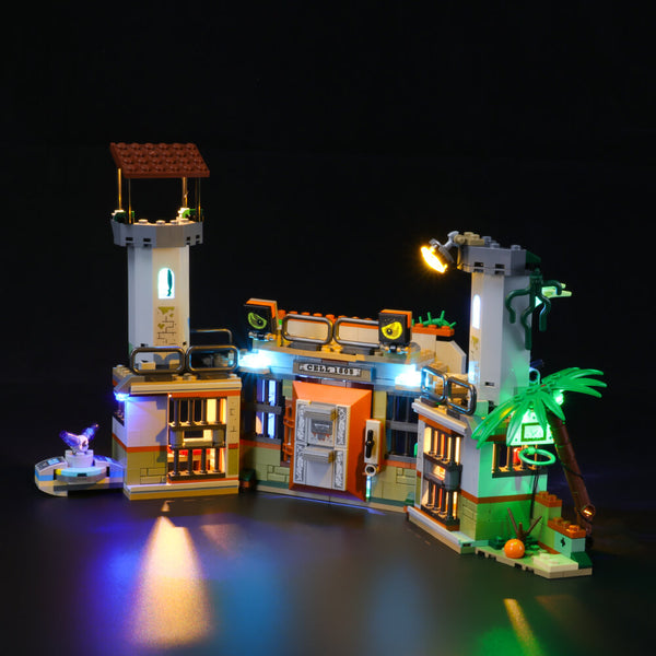 Lego Light Kit For Newbury Abandoned Prison 70435  Lightailing
