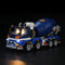 Lego Light Kit For Concrete Mixer Truck 42112  Lightailing