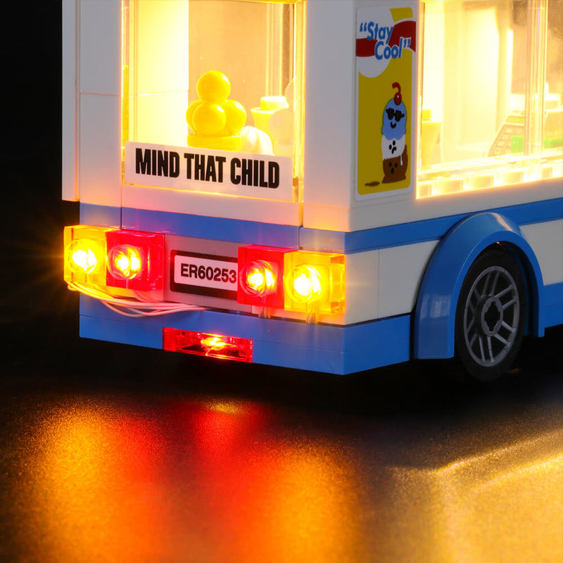 Lego Light Kit For Ice-Cream Truck 60253  Lightailing