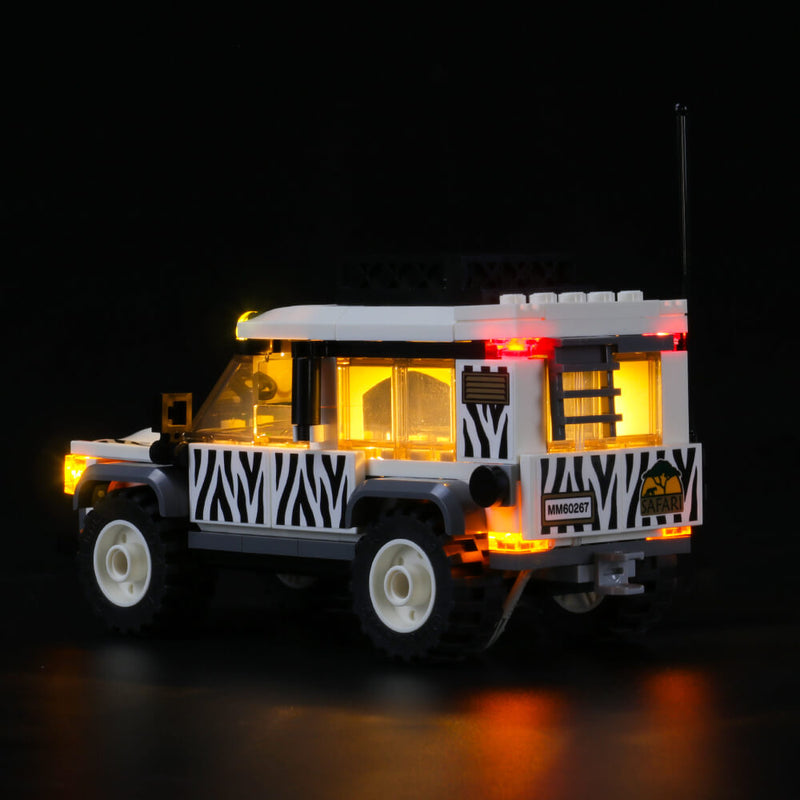Lego Light Kit For Safari Off-Roader 60267  Lightailing