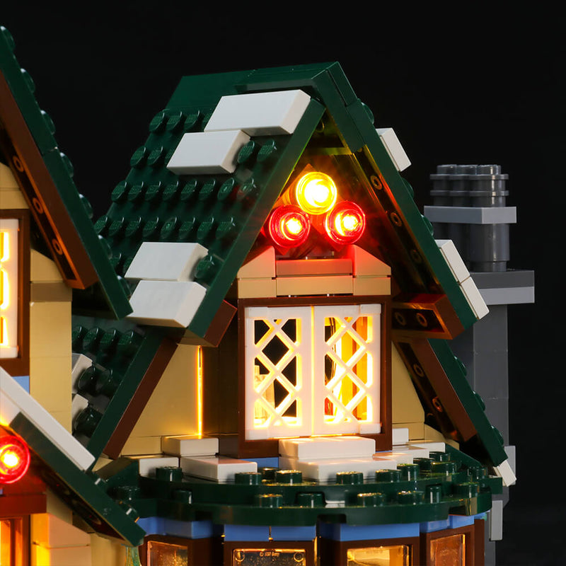 Lego Light Kit For Winter Village Post Office 10222  Lightailing