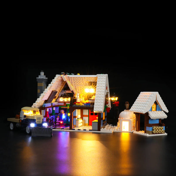 Lego Light Kit For Expert Winter Village Cottage 10229  Lightailing