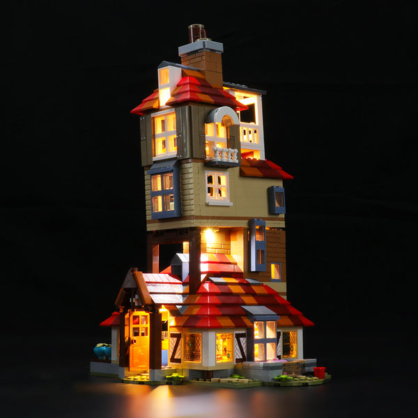 Lego Light Kit For Attack on the Burrow 75980  Lightailing