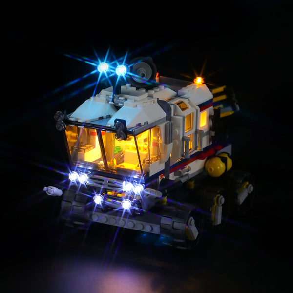 Lego Light Kit For Space Rover Explorer 31107  Lightailing