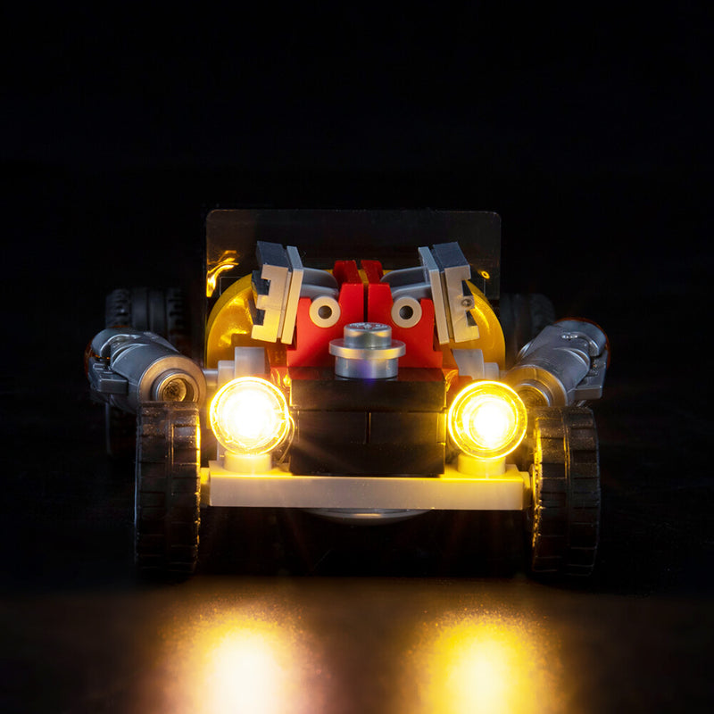 Lego Light Kit For Iron Man Armory 76167  Lightailing