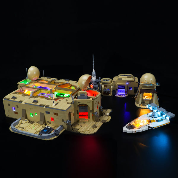 Light Kit For Lego Mos Eisley Cantina™ 75290