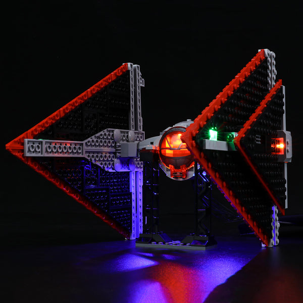 Light Kit For Sith TIE Fighter™ 75272