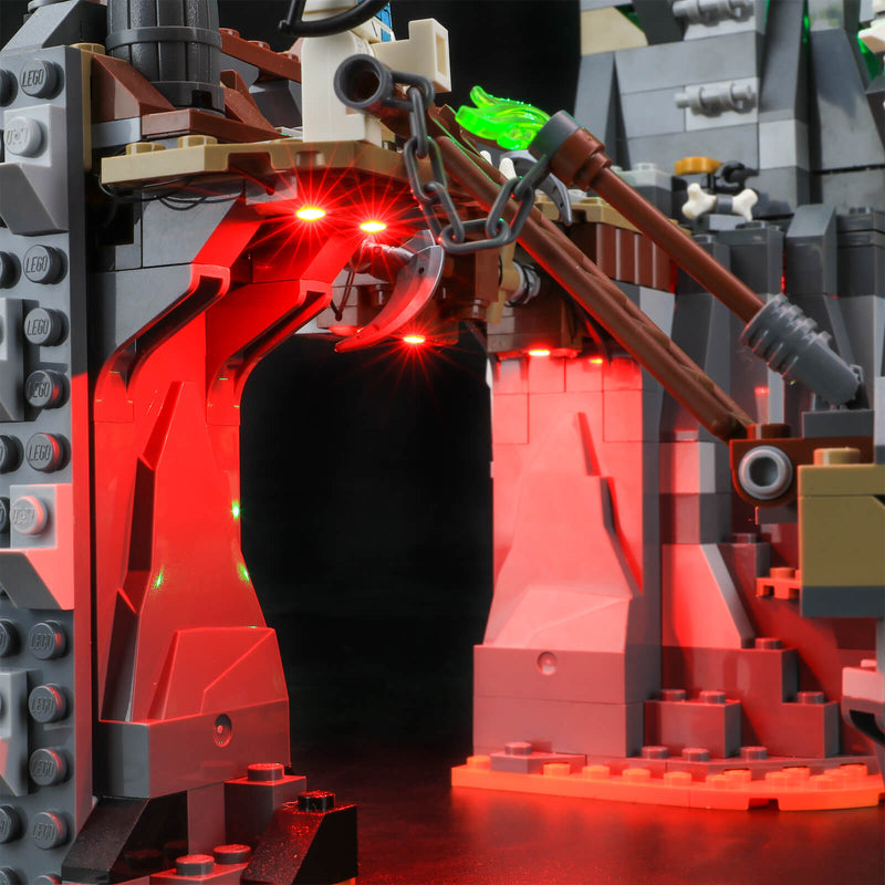 lego ninjago red light