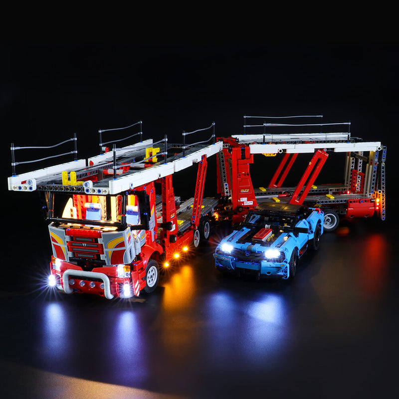 Lego Light Kit For Car Transporter 42098  Lightailing