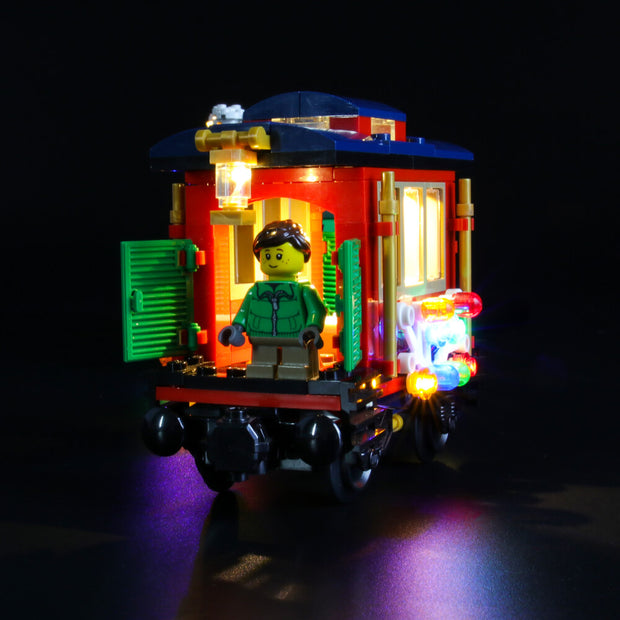 Light Kit For Winter Holiday Train 10254
