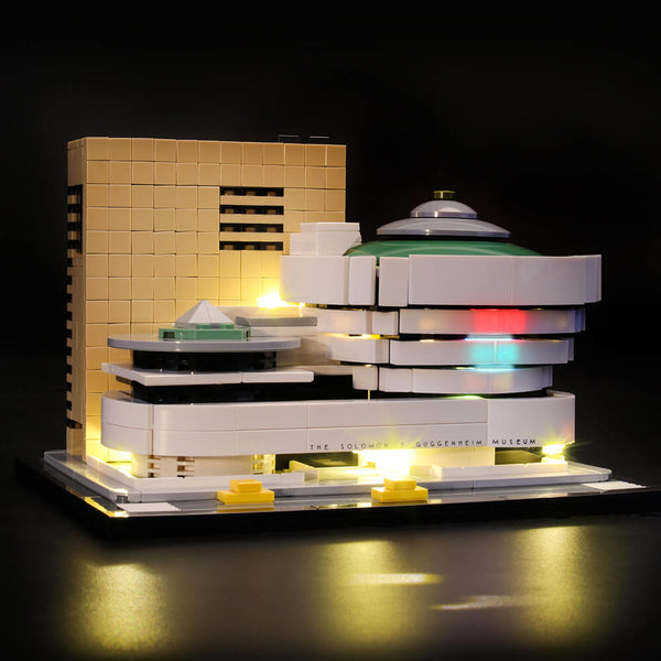 Light Kit For Solomon R. Guggenheim Museum 21035