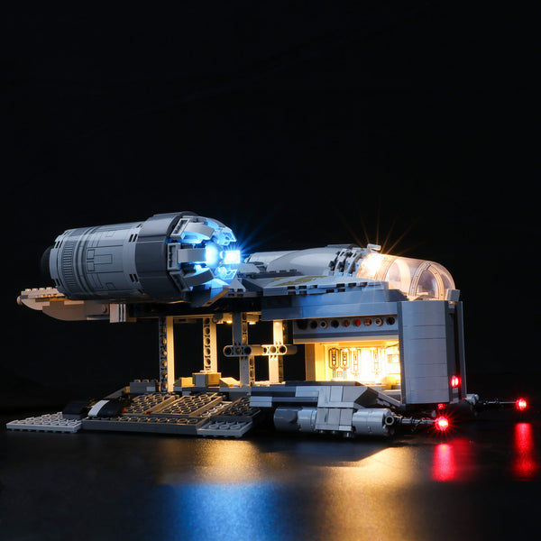 Light Kit For The Mandalorian™ Bounty Hunter Transport 75292