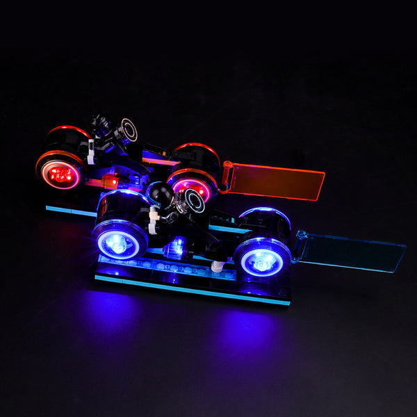 Lego Light Kit For Tron Legacy 21314  Lightailing
