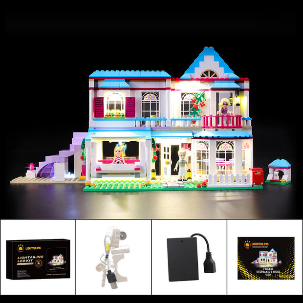 Light Kit For Stephanie's House 41314