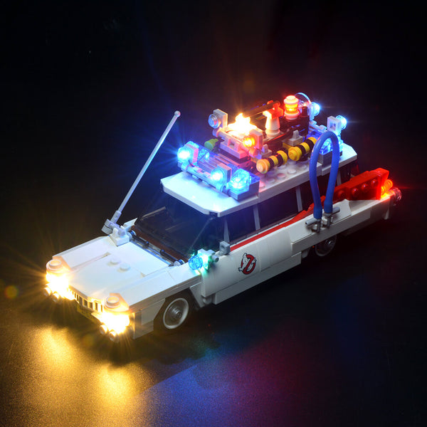 Lego Light Kit For Ghostbusters Ecto-1 21108  BriksMax