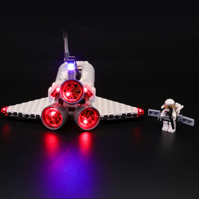 Lego Light Kit For Space Shuttle Explorer 31066  BriksMax