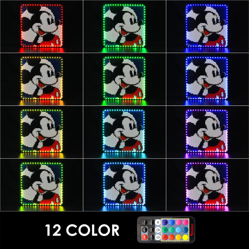 bright up disney mickey mouse 31202