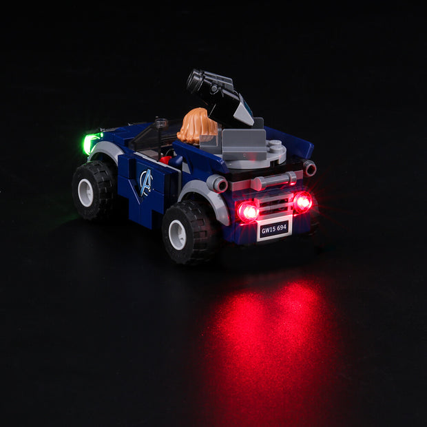 Light Kit For Compound Battle 76131
