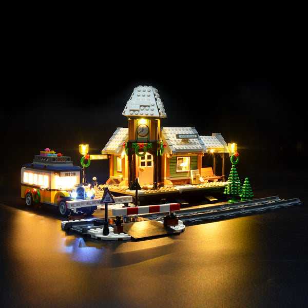 Lego Light Kit For Winter Village Station 10259  Lightailing