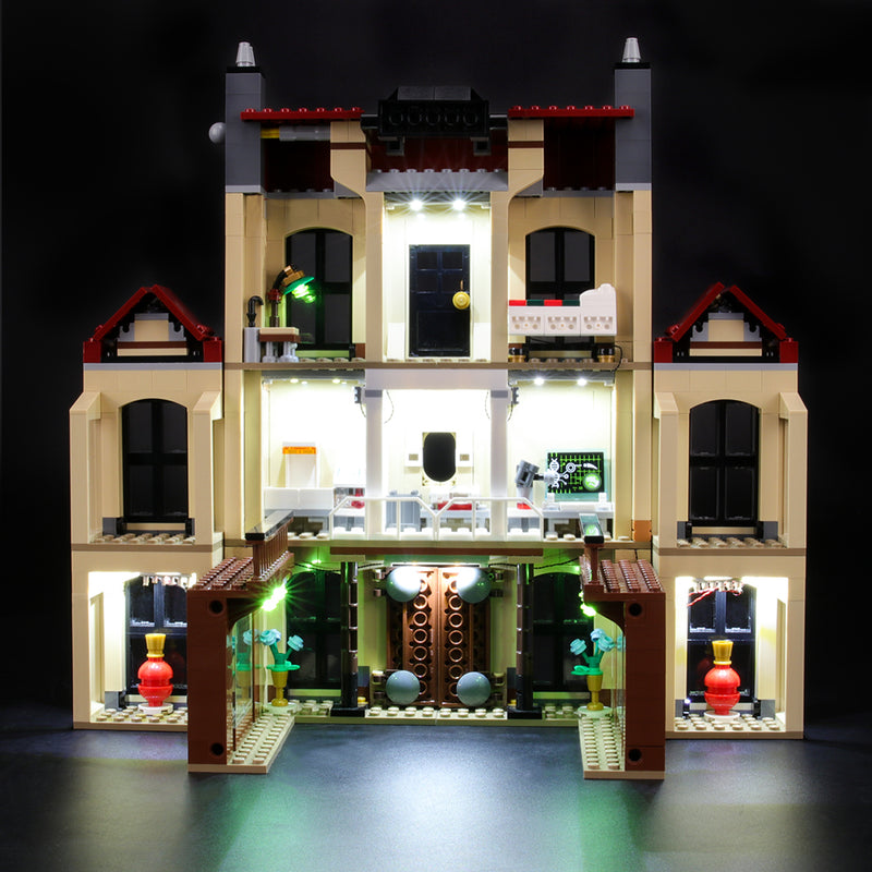 Lego Light Kit For Indoraptor Rampage at Lockwood Estate 75930  BriksMax